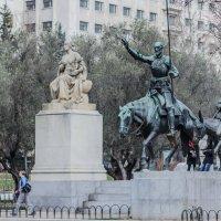 Мадрид зимой :: Владимир Бадюля