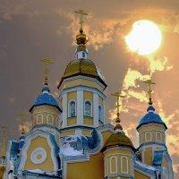 Купола :: Дмитрий Кошкаров