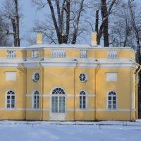 Павильон Верхняя ванна Екатерининский парк г. Пушкин :: Светлана Шарафутдинова
