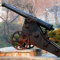 пушка 18 века :: юрий иванов