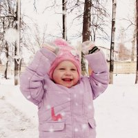 У детей нужно учиться искренности и радости! :: Марина Антипова