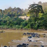 Раннее утро в Канди, Шри-Ланка :: Анатолий Сазонов