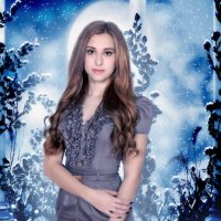 Зимняя сказка :: Виталий Апухтин