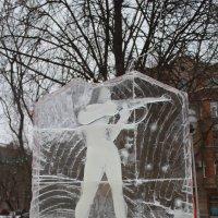 "Биатлон ""изо льда"" :: Елена Серопегина"