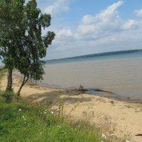 Залив///земля уходит из под ног а горизонт штормит немного :: Ксения
