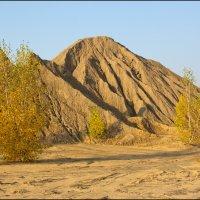 Золотая Осень Немарсианские хроники Суворовской песочницы :: Михаил Розенберг