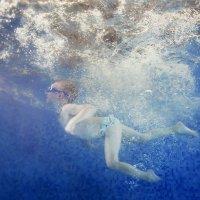 под водой :: Анна Кокоткина