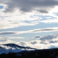 горы дымят :: yamax ***