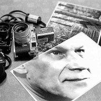 Коллаж с автопортретом № 1 :: A. SMIRNOV
