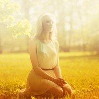 горчица в воздухе :: Юлия Солнечная