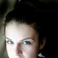 Голубоглазка :: Алёна Архангелова