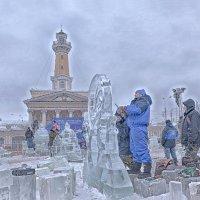 Ледяные страсти... :: Вячеслав Орлов