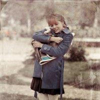 Гостья из прошлого :: Кристина Мащенко