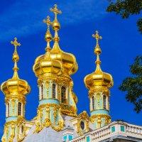 Золотые купола :: Александр Неустроев