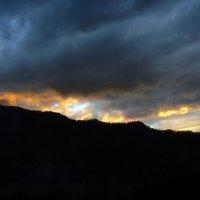 небесный пожар :: Лариса Б