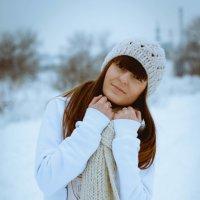 Ириска. Зима. :: Владимир Коптев
