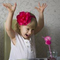 Ура !! Мне 3!! :: Oksana Evstigneeva