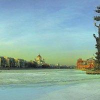 Москва река :: Михаил Баевский