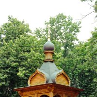 Храм святителя Тихона Задонского (Сокольники). :: Геннадий Александрович