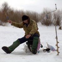 Рыбак :: Ильгам Кильдеев