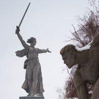 Мамаев Курган :: Valentina Zaytseva