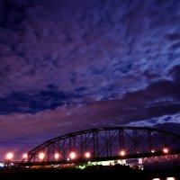 Мост.г Хабаровск :: AlexZZandra Vinogradova