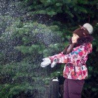 зимний денек :: Татьяна Абдурахманова