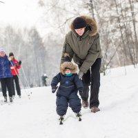 На лыжне :: Мария Арбузова