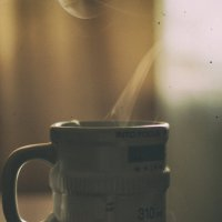 Счастье — это просто… чашка горячего чая, когда вы пришли с мороза и улыбка самого дорогого человека :: Анна Mэдисон
