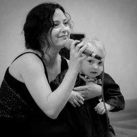 Мама и дочь :: Александр Телегин