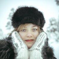замерзла :: Михаил Моисеев