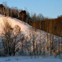 Зима... Морозная и снежная... :: Евгений Юрков