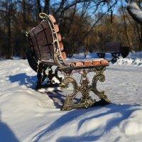 в парке :: Евгений Платонов