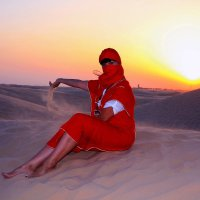Пустыня Сахара :: Nataliya Oleinik