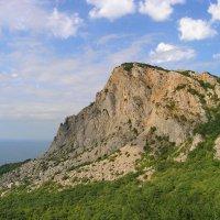 скала 465 метров над уровнем моря :: valeriy g_g