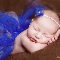 Малышка Василиса, 9 дней от рождения :: Elena Tretyakova