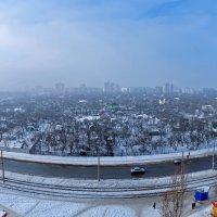 Зимний, морозный денек :: Лидия Цапко