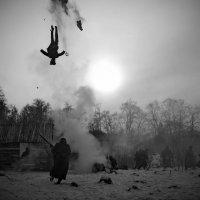 """""""A la guerre comme a la guerre"""" :: Дмитрий Бубер"""