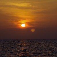 Тайский закат :: Olika Iva