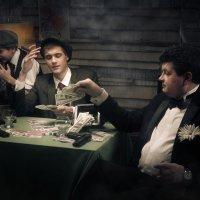 Карточный долг - дело святое! :: Татьяна Мордвинова