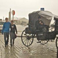 когда в Оостенде дождь :: MVMarina