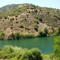 Кипр. Горное озеро :: Ольга Мишустина