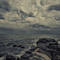 Море волнуется :: Евгений Плетнев