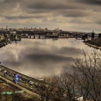 зима в столице :: Ксения Грибанова