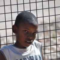 африканский мальчик :: Galina G