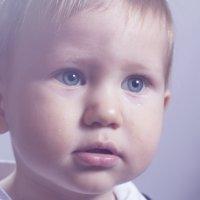 Мальчик с голубыми глазами :: Марина Кириллова