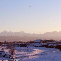 Главный кавказский хребет :: Касим