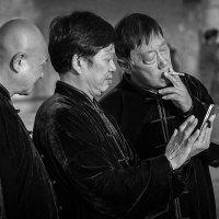 Три товарища :: Владимир Печенкин