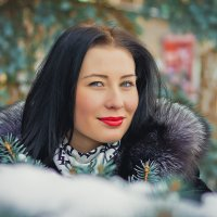 Зимняя фотосессия :: Svetlana Shumilova