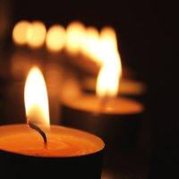 свечи,горели свечи :: OlgaOS Pirogova
